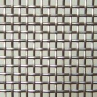 China Galvanized Iron  square wire mesh , corrosion resistance , 6.5mm on sale