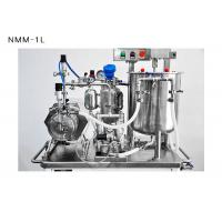 Buy cheap 1L Laboratory Ceramic Nano Milling Machine , Lab Sand Mill For Nano Size from wholesalers