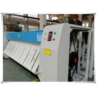 China Commercial Laundry Flatwork Ironer For Ironing And Pressing CE Approved on sale