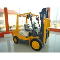 China TCM 2ton diesel forklift truck compare to HELI HANGCHA forklift truck on sale