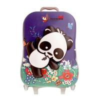 Travel Shockproof Kids Hard Shell Luggage With Wheels ROHS Approve Manufactures
