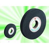 Black silicon carbide abrasive wheel Manufactures