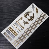 waterproof temporary tattoo Manufactures