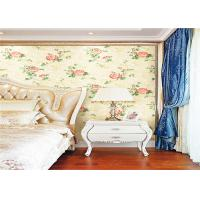 Removing Paper Backed Vinyl Wallpapers / Wall Covering For Bedroom , ISO CE Standard Manufactures