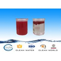 Water Purifying Agents CW-01 Liquid for Pulp And Paper Industry Wastewater Treatment HS 391190/391400 Manufactures