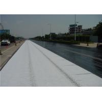 Paving fabrics Non Woven Geotextile filter fabric , permeable geotextile reinforcement Manufactures