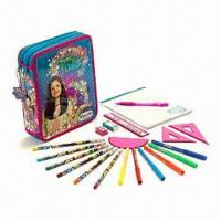 China Wizards of Waverly Place Double Filled Pencil Case, Used in School on sale