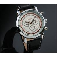 China 45mm Case Multifunction Mechanical Automatic Watches 85g With Dial Scale on sale