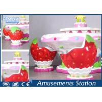 China Kids Indoor Playground Equipment Amusement Game Machines Strawberry Sand Table on sale