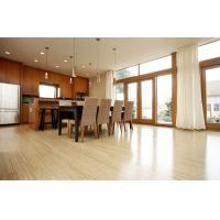 China Vertical bamboo flooring on sale