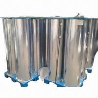 PVC Cold-laminating Film with Bluish Color, Used for Advertisement and Decoration Manufactures