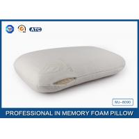 Rectangle Healty Care Traditional Memory Foam Pillow Back Sleeper , Bamboo Pillows Manufactures