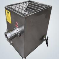 Automatic Electric Meat Processing Machine Fresh Meat / Frozen Meat Grinder Manufactures