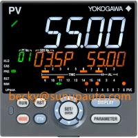 Yokogawa UTAdvanced UP55A Program Controllers with Newly-Released DIN Sized Multiple Language color LCD Display Manufactures