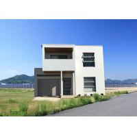 Durable Mobile Prefab Steel House 60m/S Wind Rated Light Steel Frame Manufactures