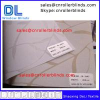 Printing Patterned Windows Roller Blind Manufactures
