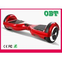 Teenager Park Amusement Two Wheel Electric Balance Board hoverboard with remote Manufactures