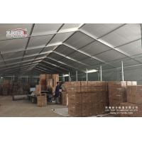 20X30M White Outdoor Portable Industrial Storage Tents For Event Party Manufactures