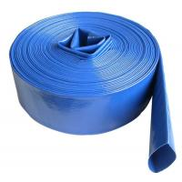 Standard Duty PVC Water Hose For Backwash Pump / Dewatering ROHS Approved
