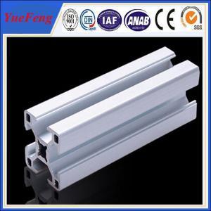2015 new Industrial aluminum profile aluminum extrusion 6063 6061 industrial profile Manufactures