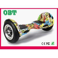 44000Mah Electric Drifting Scooter , 10 Inch Wheel Self Balancing Scooter Manufactures