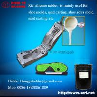 China silicone for shoe sole mold making with low shrinkage on sale