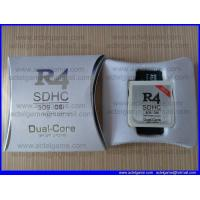 R4iSDHC.com.cn white dual core R4iSDHC R4i 3DS R4i game card 3ds flash card for 3DSLL 3DS Manufactures