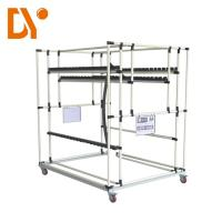 China Dust - Proof Workshop Tool Trolley Cold Welded Custom Size ISO9001 Certification on sale