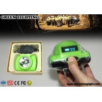 China PC + ABS Cree Led Cordless Mining Lights With Sos Purpose , OLED Screen on sale
