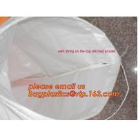 rice, wheat, corn, flour, sand, cement, etc. BOPP laminated bag,  net bag with drawstring, woven bag with liner, BAGEASE Manufactures