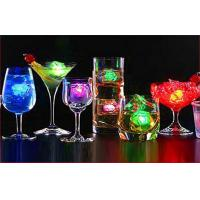Eco - friendly Water Activated Lighting Ice Cubes For KTV Pub Decoration Manufactures