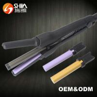 Professional south korea aria hair 4D manual electric rod ceramic hair curling iron Manufactures