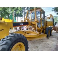 China Good Condition Used 140G 14G 140H 140K Motor Grader For Sale on sale