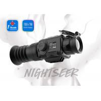 Unique One Thumb Operated Thermal Imaging Sight High Resolution 1024*768 OLED Included Manufactures
