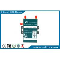 H685 4G GSM CDMA2000 IEEE 802.11n Industrial Cellular Router With SMS Reboot / Monitor Manufactures