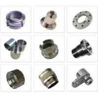 Nickle coating / Electrolytic polishing Precision Turned Parts, Steel CNC Machined Manufactures