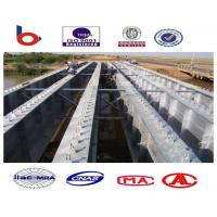 Permanent Steel Girder Bridge Composite Deck For Medium Spans Manufactures