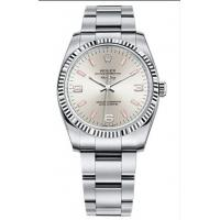 Rolex Air King Mens Automatic 114234 Silver Dial Manufactures