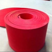 Heat and fuel resistant high pressure flexible soft colorful thin silicone rubber sheets Manufactures