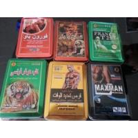 new hot herbal sex medicine sex tablets in tin&metal package Manufactures