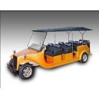 8 seaters electric golf cart in orange with competitive price of DFH-LX-8A Manufactures