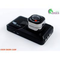 Full HD 1080P Front Rear Dash Cam GS30 G - Sensor HDMI Loop Video Motion Detection Manufactures