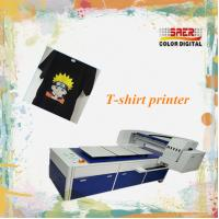 China Direct To Garment 8 Color 1440dpi Dtg Printer T Shirt Garment Printer on sale
