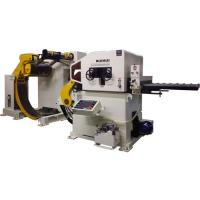 OEM Steel Coil Uncoiler , Automatic Feeding Press Punch Roller Feeder Manufactures