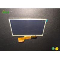China Normally White 4.3 inch C043GW01 V1 AUO LCD Panel with 94.8×52.65 mm Active Area on sale