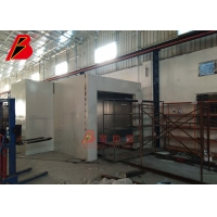 China High Temperture Oven TUV BZB Automatic Powder Coating Machine on sale