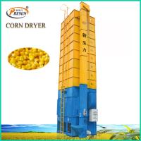 Corn Dryer Machine  Manufacturer Batch Type 12.45kw 20 Tons Capacity Manufactures