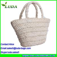 China wholesale handbags Straw Tote Bags on sale