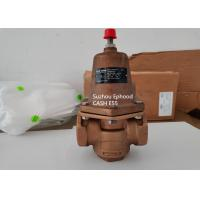 Buy cheap Cash Valve E-55 High Capacity Bronze Body Material Pressure Regulating Valve E55 from wholesalers