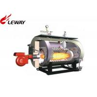 China Energy Saving Hot Water Gas Boiler Atmospheric Pressure PLC Programmable Control on sale